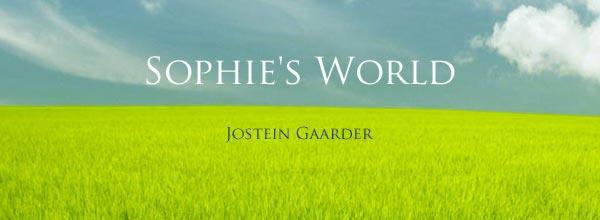 苏菲的世界  Sophie's World