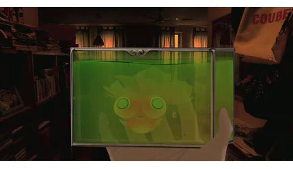 泡芙小姐的金鱼缸