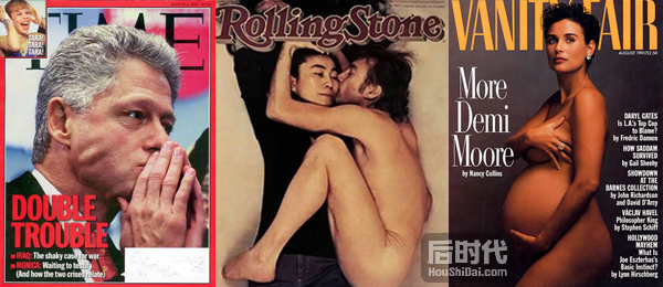 10大最具争议杂志封面