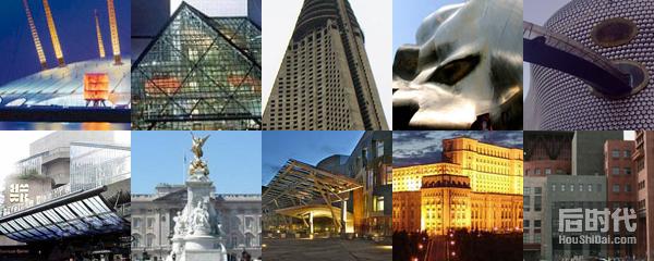 CNN评选的世界十大丑陋建筑