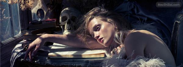 时尚的情色摄影 朦胧的性感色彩-Bruno Dayan