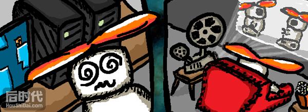 《破烂机器人》Temporal 益智小游戏