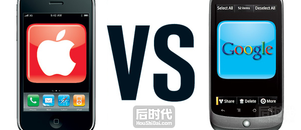 Apple VS Google – 商业周刊