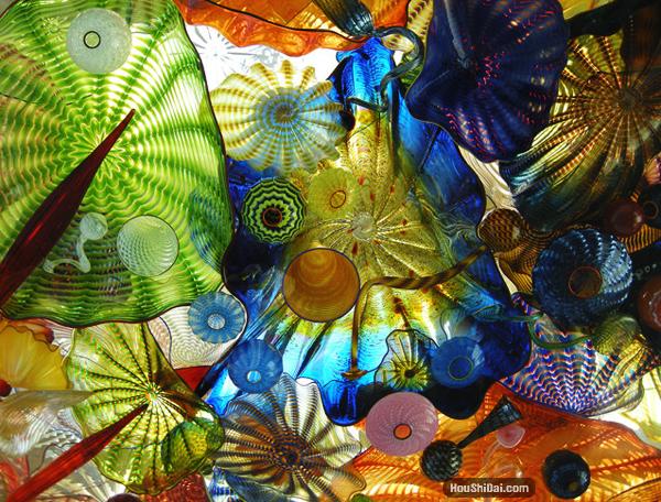 Dale Chihuly 的玻璃艺术