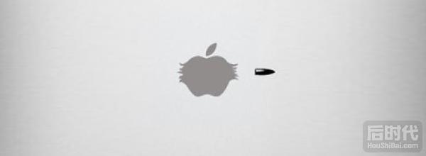 苹果ipad创意贴纸