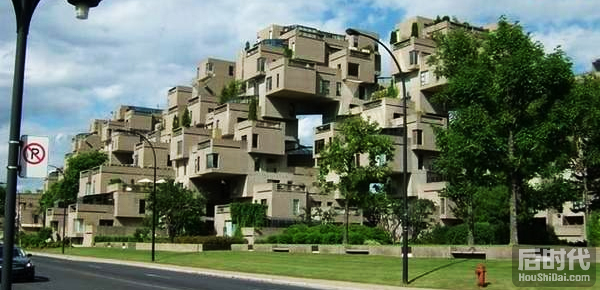 世界10大奇特住宅建筑