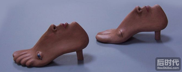 "Gwen Murphy ""倍有面子的鞋"""