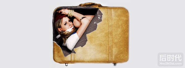 Suitcase Stickers 这样的提包你敢拿吗?