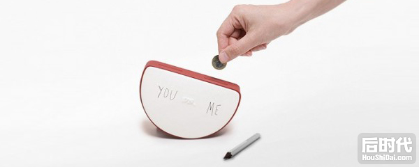 You VS Me 创意存钱罐