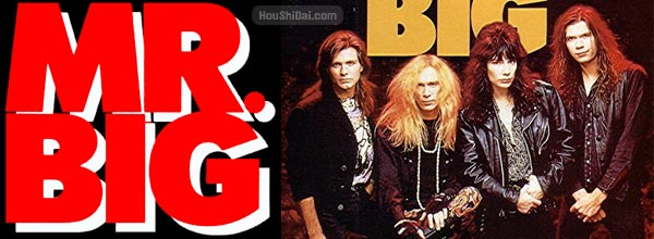 "Mr Big ""To be with you"""