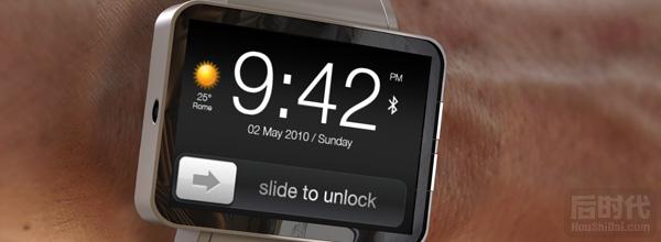 苹果概念设计 iWatch手表