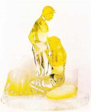 杰夫昆斯Jeff Koons最贵的波普艺术家