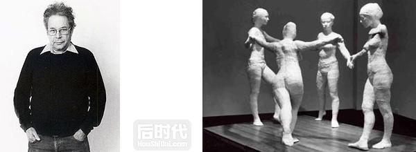 美国现代波普雕塑大师-乔治西格尔