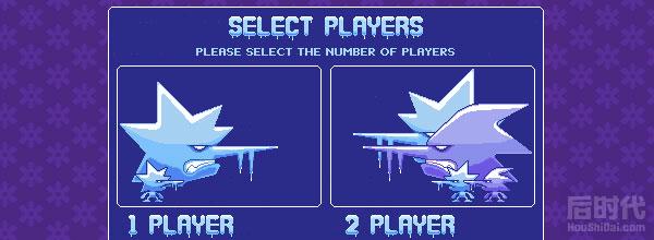 冷冻双侠冰冻小人在线小游戏