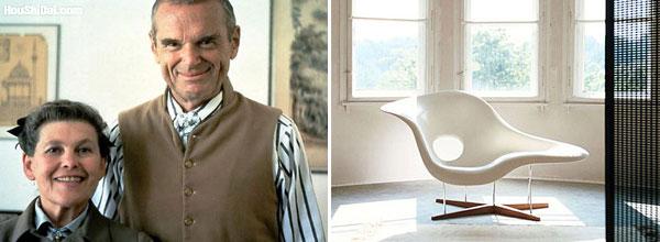 Charles Ray Eames 美国家具设计大师