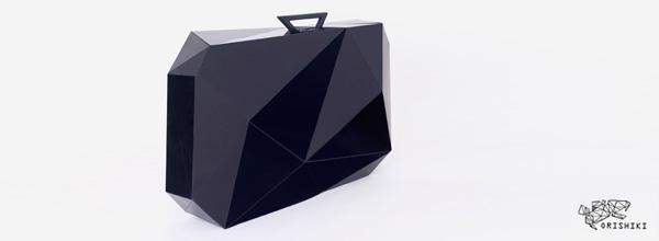 Orshiki箱包——折纸行李箱