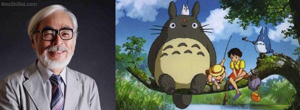 宫崎骏动画 Miyazaki Hayao
