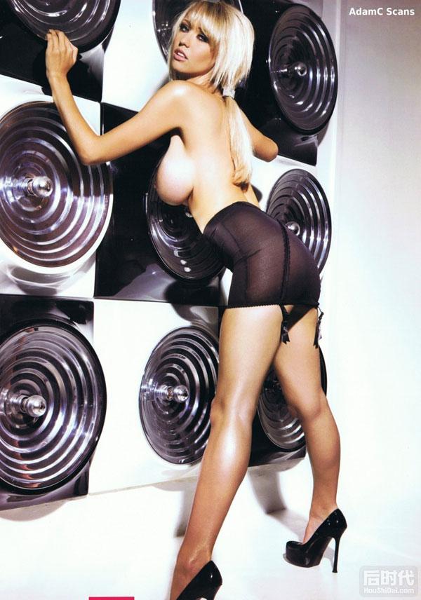 Sophie Reade Playboy 索菲丽德NUTS写真