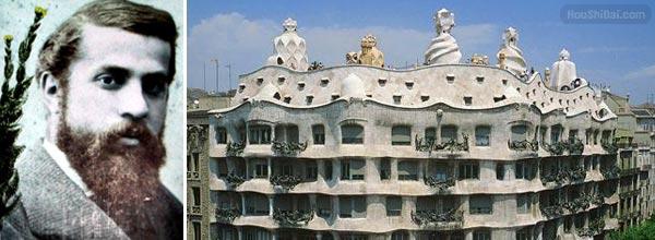 安东尼高迪 Antoni Gaudi 西班牙建筑大师