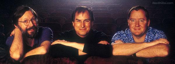 史蒂夫乔布斯(Steve jobs)与皮克斯(pixar)