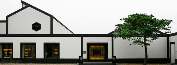 贝聿铭与苏州博物馆设计