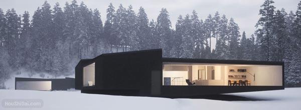 Twins Houses 别墅设计