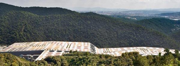 巴塞罗那废弃物处理工厂绿色改造方案