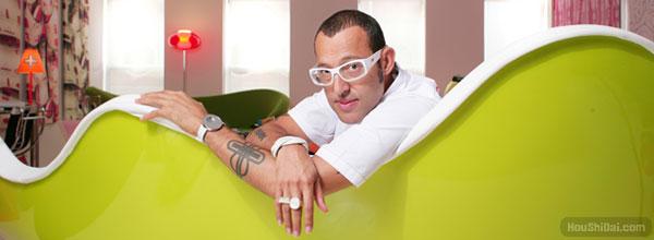 凯瑞姆·瑞席 Karim Rashid 美国新锐设计师