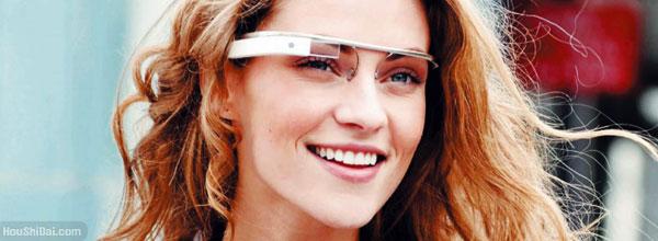 Google Glass照相机眼镜概念设计