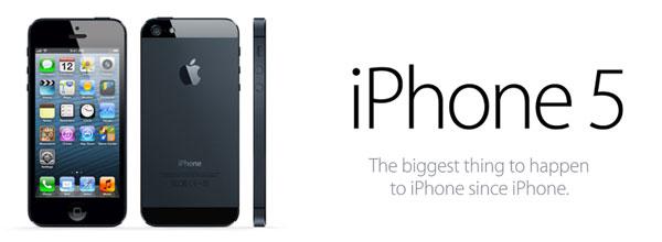 iPhone5苹果第六代智能手机