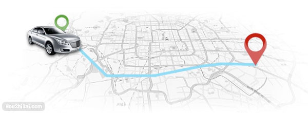 O2O商业模式-轻型租车服务