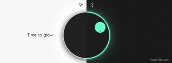 极简时钟Period Clock概念设计