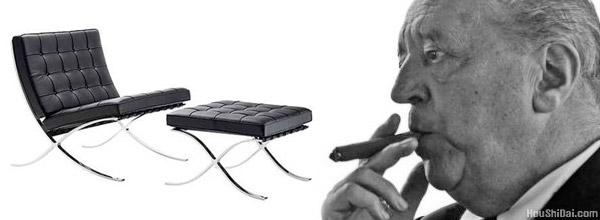 """密斯·凡德罗Mies van der Rohe""""少即是多"""""""