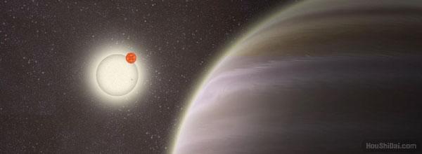 科学新发现:拥有四个太阳的星球