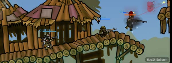战火英雄-StrikeForce在线射击游戏