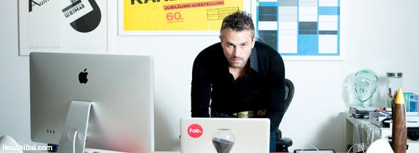 创意闪购网站Fab CEO Jason Goldberg谈创业
