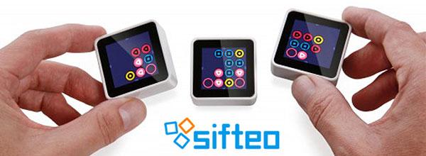 数码桌游Sifteo Cubes童年玩具