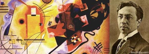 瓦西里·康定斯基(Wassily Kandinsky)与抽象艺术