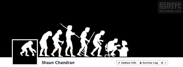 Facebook Timeline 设计创意