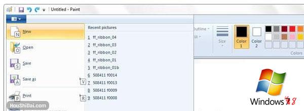 Ribbon UI用户界面设计
