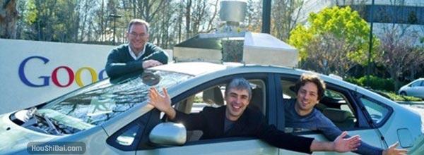 谷歌Google无人驾驶汽车