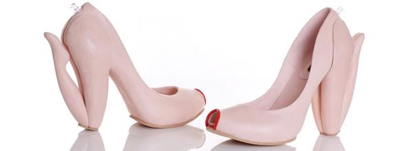 古怪另类的时尚创意高跟鞋