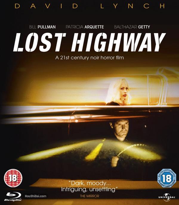 大卫林奇迷失在诡秘的高速公路