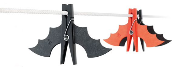 蝙蝠夹子:创意家居设计