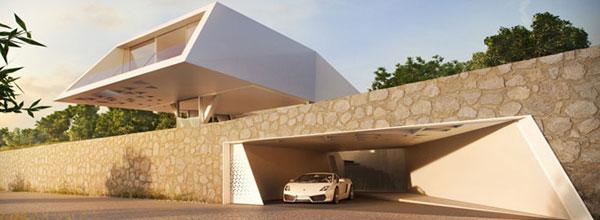 罗得岛豪华别墅建筑设计