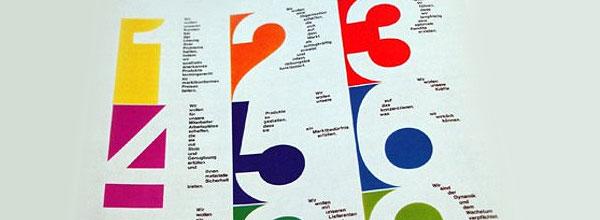 瑞士国际主义平面设计风格