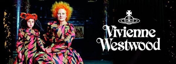 """韦斯特伍德 Vivienne Westwood 时尚界的""""朋克之母"""""""