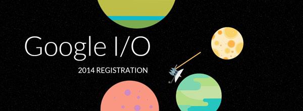 2014谷歌I/O开发者大会