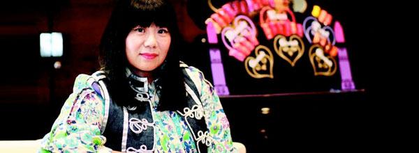 安娜·苏 Anna Sui 童话世界的设计师