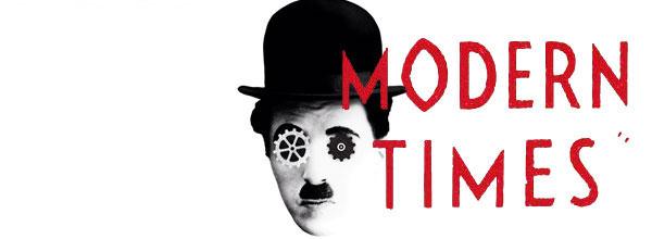《摩登时代》小丑绅士 荒诞真实
